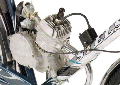 Двигатели для велосипеда