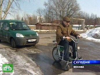 Колесо с электродвигателем - велосипеды - обзоры и статьи