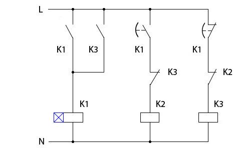 Подключение электродвигателя по схеме звезда, треугольник и звезда-треугольник