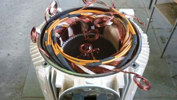Ремонт электродвигателей в москве