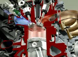 Бензиновые двигатели, недостатки бензиновых двигателей.