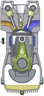 Двигатели современной электростанций