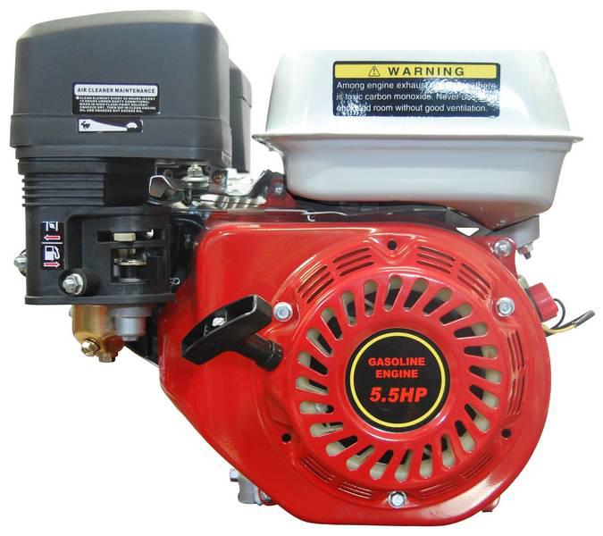 Бензиновые двигатели - для мотоблоков, пилорам и другого оборудования