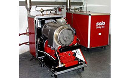 Renewable energy - двигатель внешнего сгорания (двигатель стирлинга)