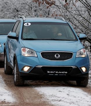 Ssangyong korando с бензиновым двигателем появился в продаже в украине » новости › autoweek.com.ua