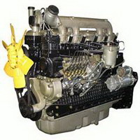 История тракторных двигателей - обслуживание тракторов