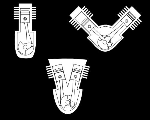 Конфигурация двигателя vr - легенда - vr6 - клуб любителей vw passat b3 санкт-петербург
