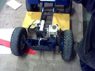 Интересный вид передачи мотор-колесо , интересно мнение специалистов