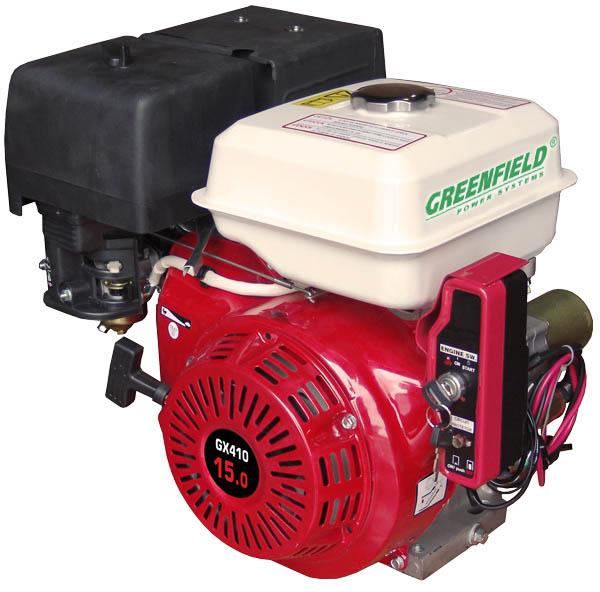 Двигатели greenfield