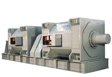 Двигатели постоянного тока - nidec asi s.p.a.