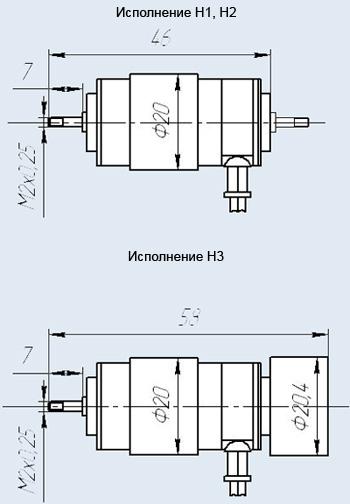 Дпм-20 коллекторные двигатели постоянного тока малой мощности для систем автоматики