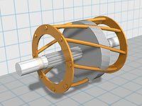 Какие бывают электрические двигатели и где они применяются? - 2 февраля 2010