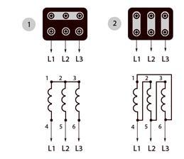 Как подключить трехфазный двигатель к однофазной сети