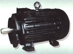 Трехфазные асинхронные крановые электродвигатели серии mtf-111-6, mtf-112-6, mtн-111-6, mtн-112-6 с фазным ротором