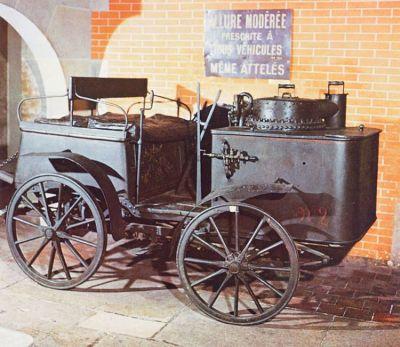 История двигателя внутреннего сгорания