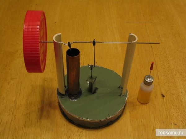 Электродвигатель для моделей своими руками