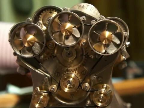 Как сделать двигатель стирлинга своими руками видео – online.ua
