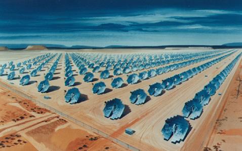 Солнечные стирлинги дают бой альтернативной энергетике - технологии