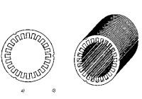 Асинхронный двигатель. устройство и принцип действия однофазного и трехфазного асинхронного электродвигателя.
