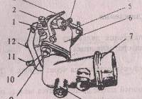 Двигатель. особенности применяемых двигателей.