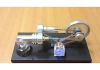 Двигатель стирлинга — повторение схемы зингера