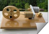 Двигатель стирлинга своими руками. пошаговое руководство