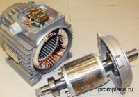 Принцип действия электродвигателя — схема работы, рабочие элементы формирующие принцип действия электродвигателя