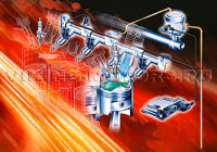 Ремонт инжектора и карбюратора на автомобилях suzuki