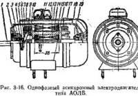 Самодельный электродвигатель 3. однофазные электродвигатели переменного тока : carlines.ru — про авто