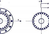 Схемы обмоток однофазных электродвигателей — схемы обмоток —  — справочник ремонт электродвигателей