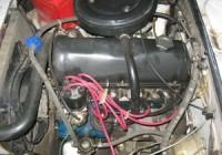 Ваз 2107 инжектор