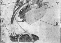 Внешний вид двигателя д6 и его разрез (фото) — двигатель д6 — мотовелосипеды, моторка