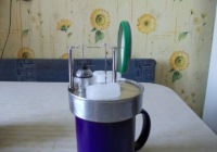 Двигатель стирлинга своими руками — 6 января 2012 — fizika_himia_i_technika