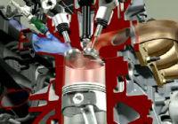 История бензиновых двигателей