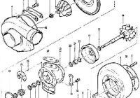 Принцип работы турбокомпрессора для дизельного двигателя