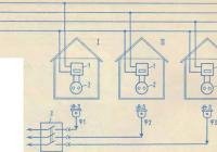Как подключить трехфазный двигатель