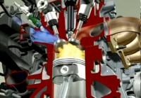 Принцип работы двигателя внутреннего сгорания с инжектором