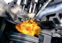 Принцип работы поршневых двигателей