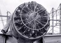 История радиальных двигателей