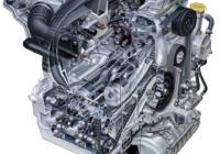 Дизельный двигатель subaru с сажевым фильтром