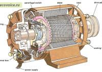 Электродвигатель в качестве генератора электричества / возобновляемая энергия / ecovoice — социально-информационный портал