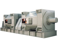 Двигатели постоянного тока — nidec asi s.p.a.