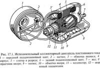 Исполнительные двигатели постоянного тока. общие сведения — теоретические основы электротехники (тоэ) кгэу