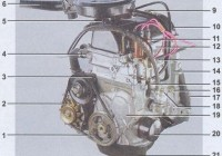 Двигатель и его системы