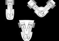 Конфигурация двигателя vr — легенда — vr6 — клуб любителей vw passat b3 санкт-петербург